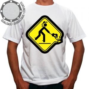 Camiseta Quebrando a Viola