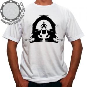 Camiseta Cowboy Espelhado