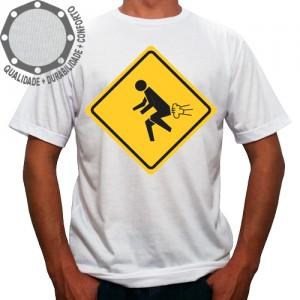 Camiseta Soltar Pum