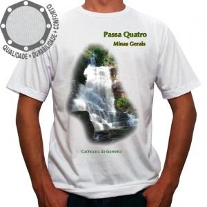 Camiseta Passa Quatro Cachoeira da Gomeira