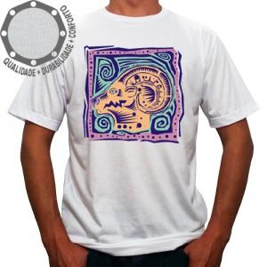 Camiseta Signo Áries Colorido