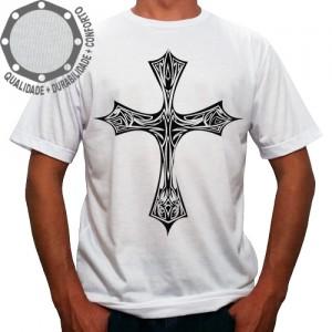 Camiseta Tribal Cruz