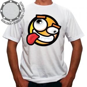 Camiseta Smile LOL