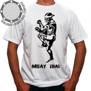 Camiseta Muay Thai Sombra