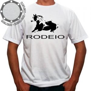 Camiseta Cavalo Rodeio