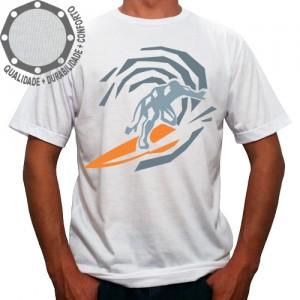 Camiseta Surf Stamp Style