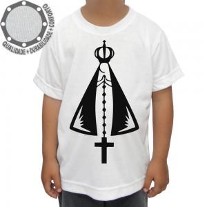 Camiseta Nossa Senhora de Aparecida Rosário