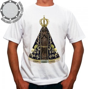 Camiseta Nossa Senhora de Aparecida Real