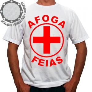 Camiseta Afoga Feias