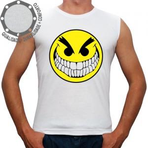 Camiseta Smile Sinistro