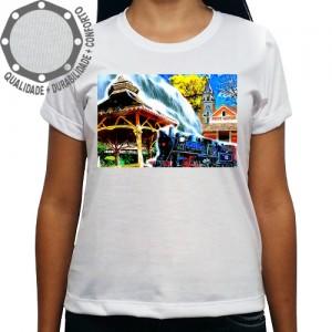 Camiseta Passa Quatro Turismo em Quadro