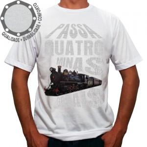 Camiseta Passa Quatro Minas Gerais Trem