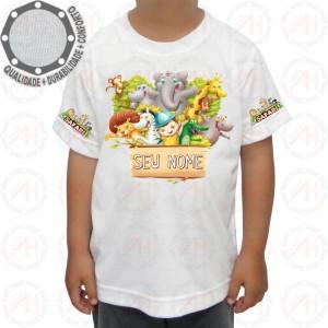 Camiseta Safari Kids