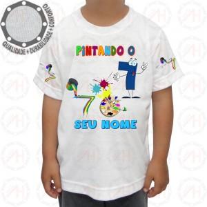 Camiseta Pintando o 7 Legal