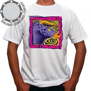 Camiseta Signo Touro Colorido