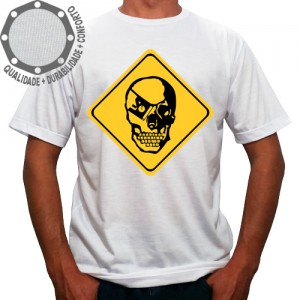 Camiseta Placa Hacker