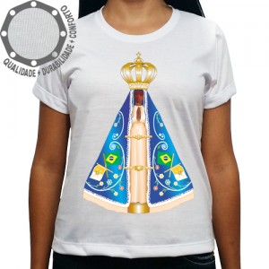 Camiseta Nossa Senhora de Aparecida