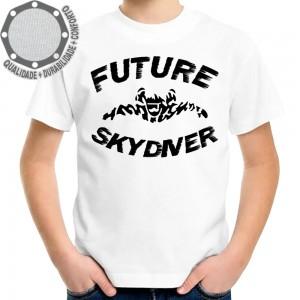 Camiseta Future Skydiver