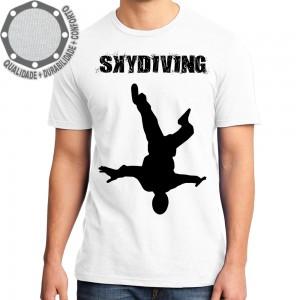 amiseta Skydiving Paraquedismo