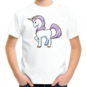 Camiseta Unicórnio Pose Camisa Personalizada