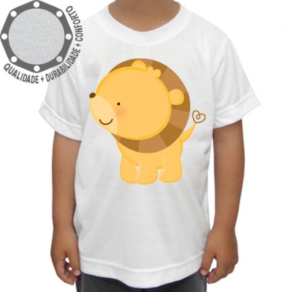 Camiseta Leão Mini